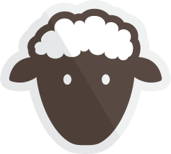 feeling sheepish icon