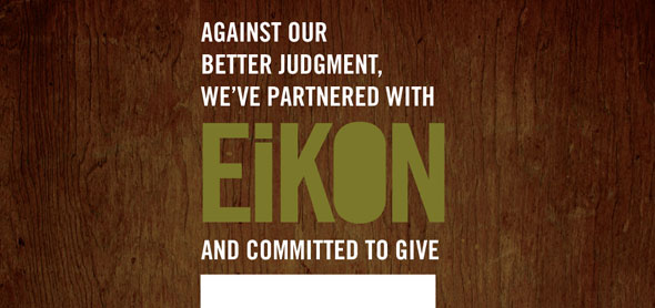 eikon pledge card
