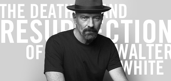 breaking bad the death and resurrection of walter white slider
