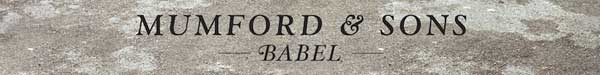 albums: mumford and sons babel