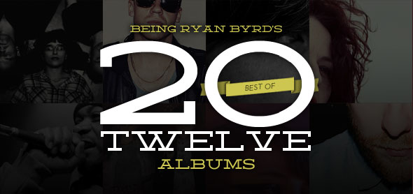 bes albums of 2012