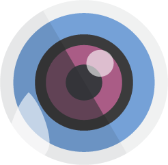 crying eye icon