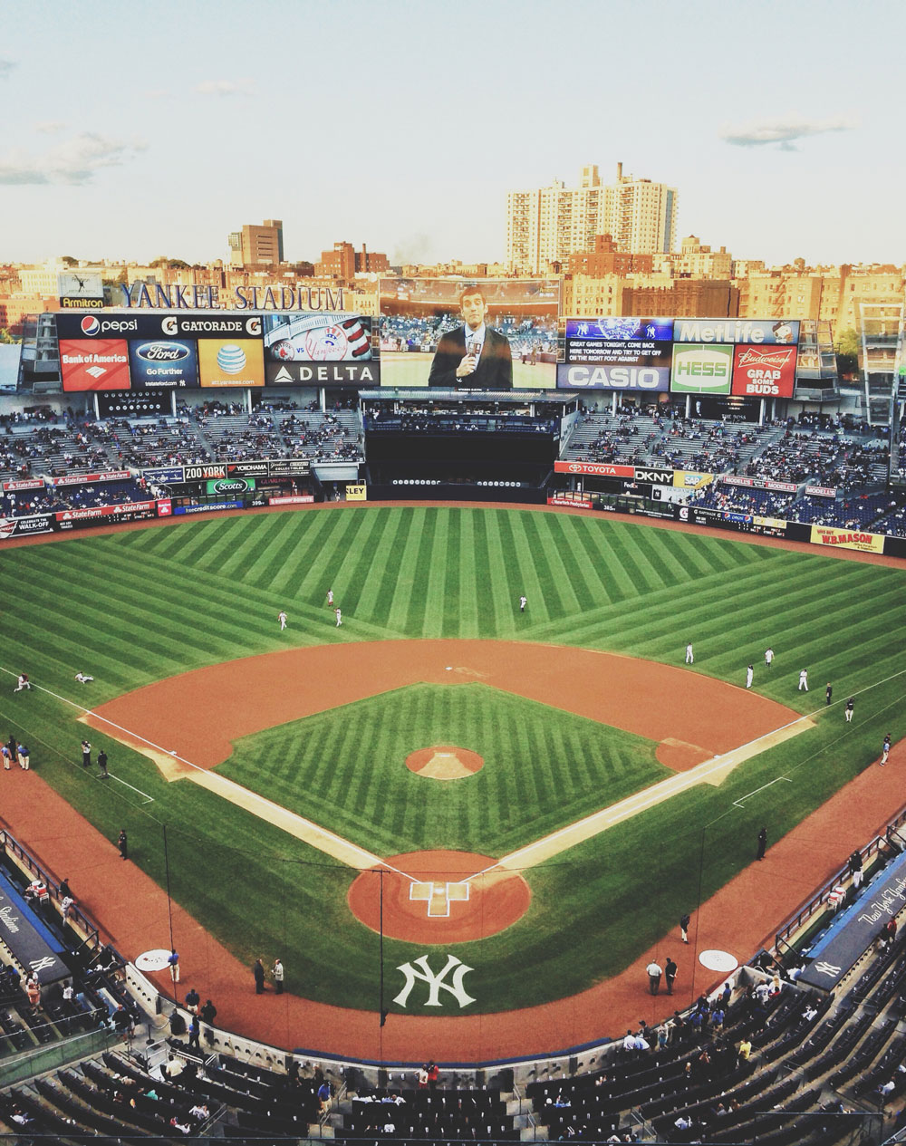 new york city yankee stadium