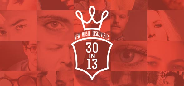 best of 2013: new music discoveries