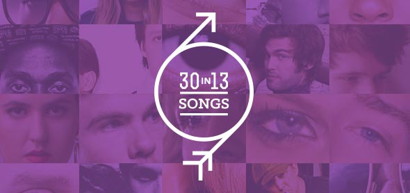 best of 2013: songs
