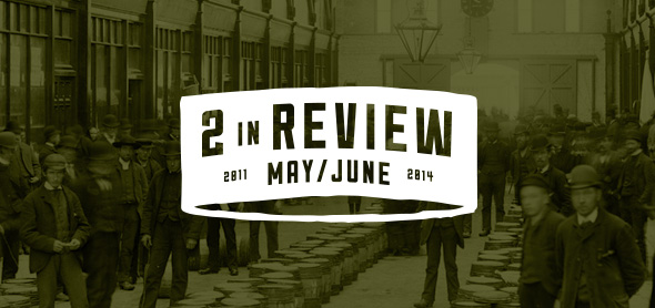 two in review: may/june 2014