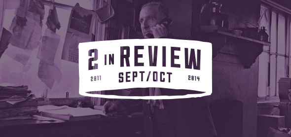 two in review september october 2014