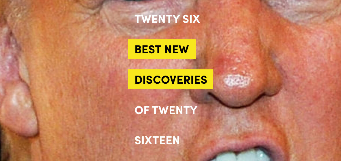 Best New Music Discoveries 2016